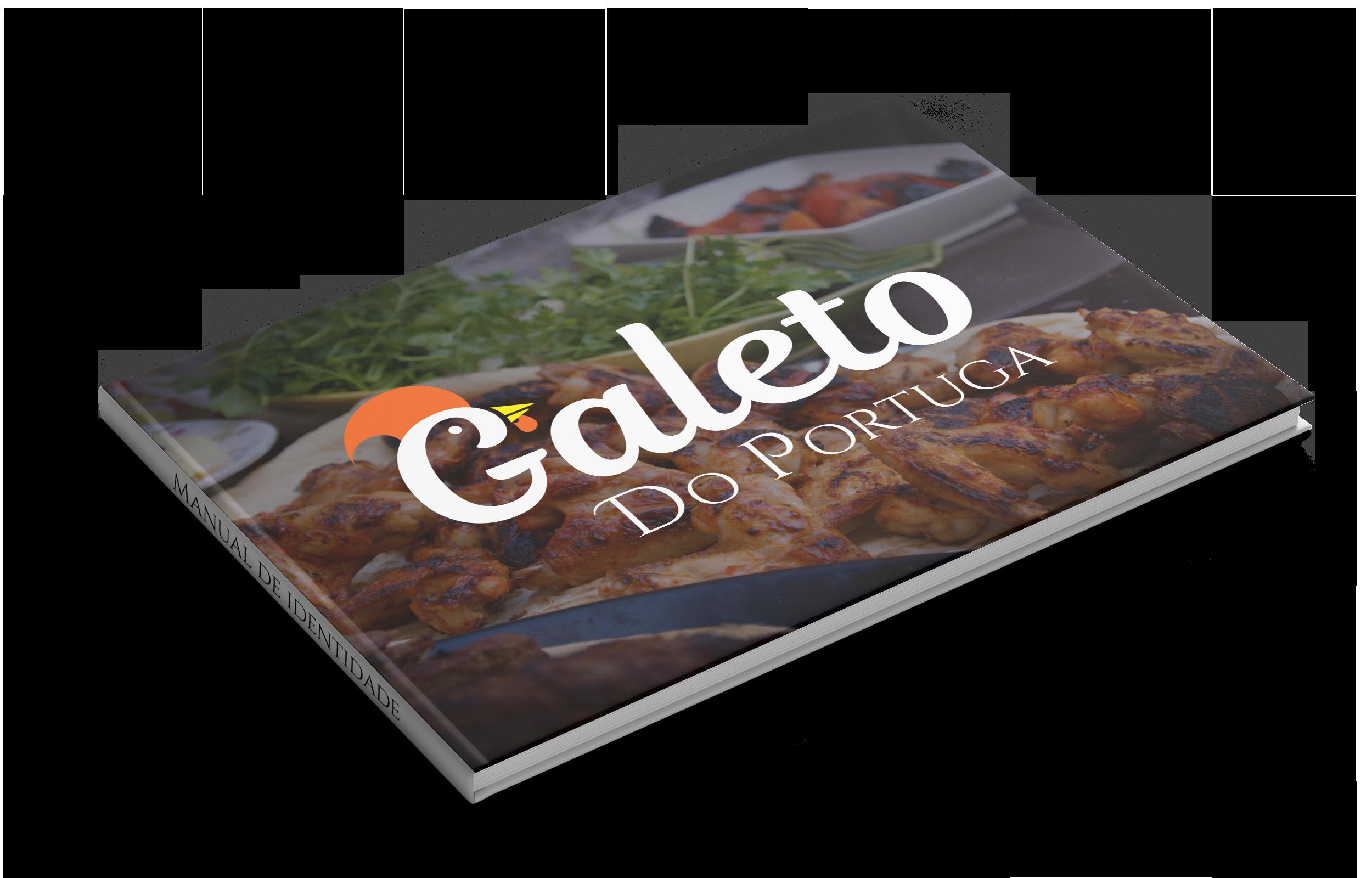 Criação de Logo: Restaurante Galeto Do Portuga